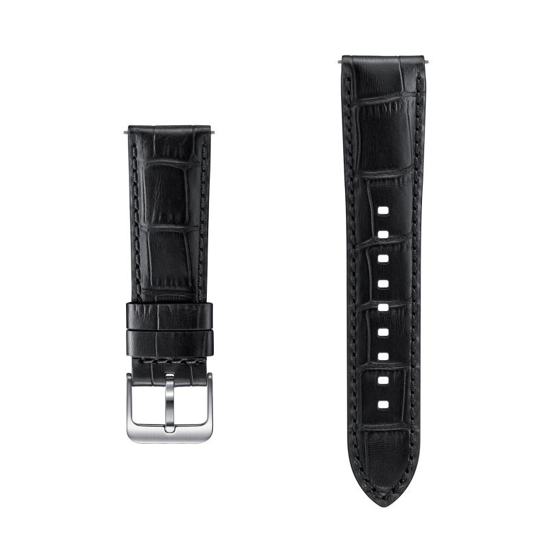 Samsung kožený řemínek pro Gear S3 černý