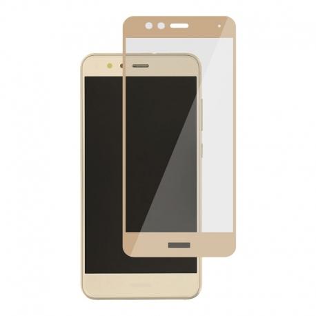 Ochranné sklo na Huawei P10 Lite zlaté
