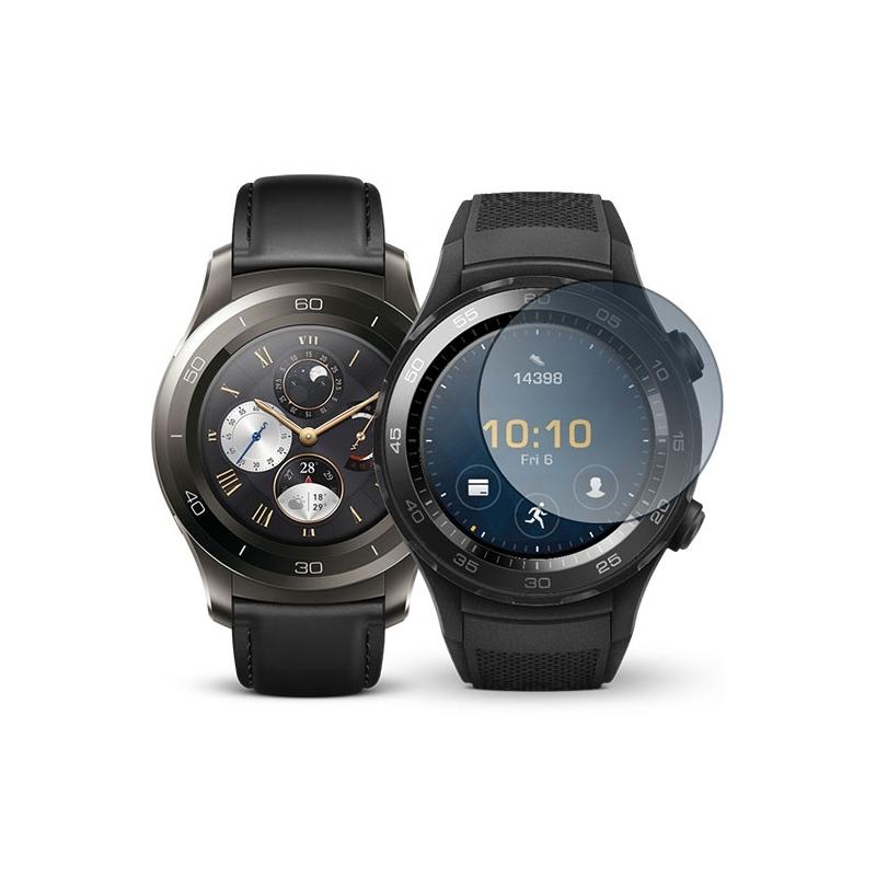 Ochranní sklo pro Huawei Watch 2 a Samsung Gear Sport