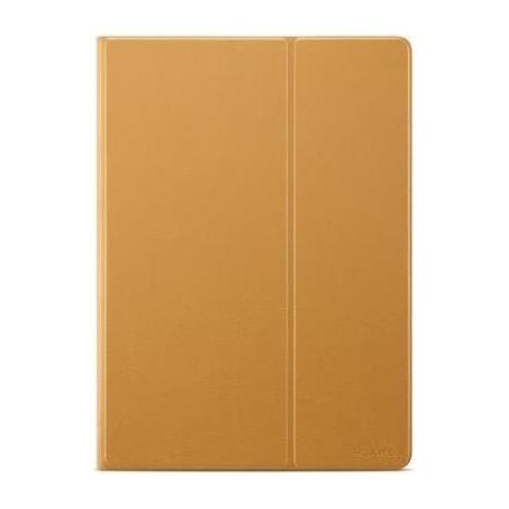 Huawei Book Cover obal na MediaPad T3 8.0 hnedý