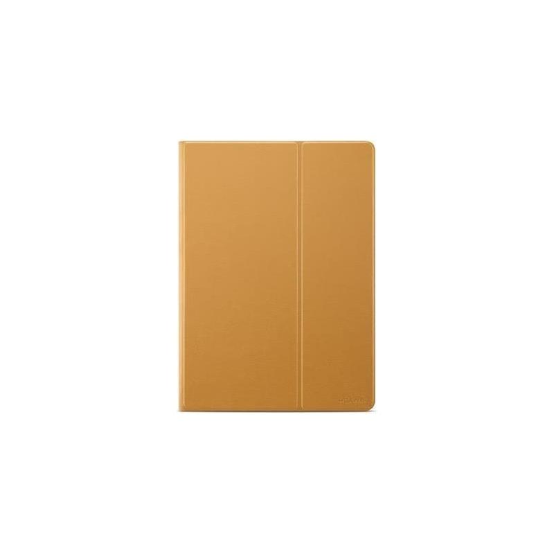 Huawei Book Cover obal na MediaPad T3 10.0 hnedý