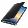 Samsung Clear View Cover pro Samsung Galaxy Note 8 černý
