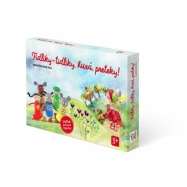 Fidliky-tidliky hurá preteky