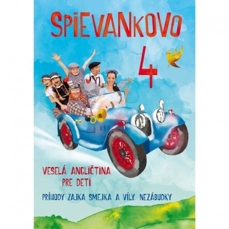 DVD Spievankovo 4