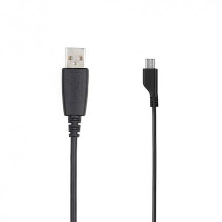 Samsung datový kabel microUSB černý BULK
