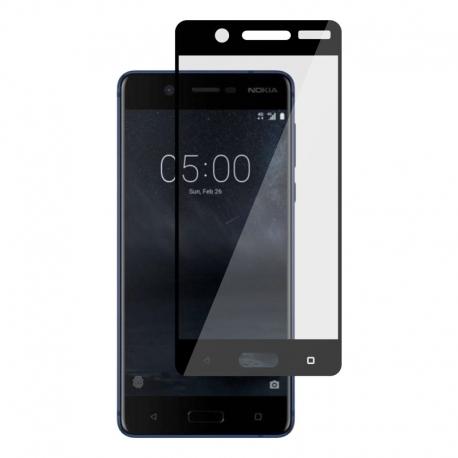 Ochranné sklo na Nokia 5 čierne