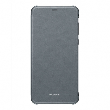 Huawei Flip cover puzdro na P Smart čierne