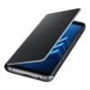 Samsung Neon flipový kryt EF-FA530PB na Galaxy A8 čierny