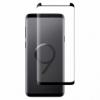 Ochranné sklo CaseFit na Samsung Galaxy S9 Plus čierne
