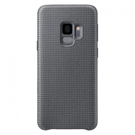 Samsung Látkový kryt pro Galaxy S9 šedý