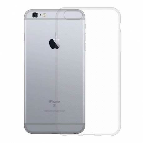 Gumené puzdro na Apple iPhone 6 4.7 transparentné