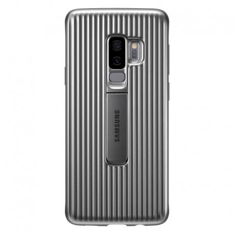 Samsung Tvrzený kryt pro Galaxy S9 Plus stříbrný