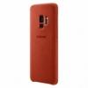 Samsung Alcantara Cover pro Galaxy S9 červený