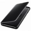 Samsung Clear View Cover EF-ZG965CB puzdro na Galaxy S9 Plus čierne