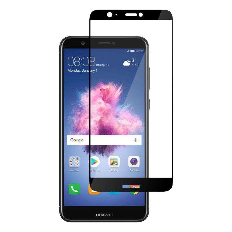Ochranní sklo pro Huawei P Smart černé