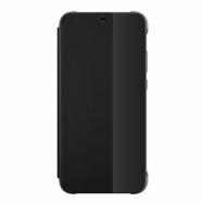 Huawei Flip cover puzdro na P20 Lite čierne