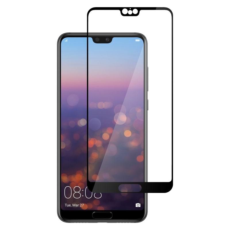 Ochranné sklo na Huawei P20 Pro čierne