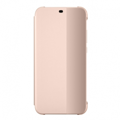 Huawei Flip cover pro Huawei P20 Lite růžový
