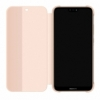 Huawei Flip cover puzdro na P20 Lite ružové