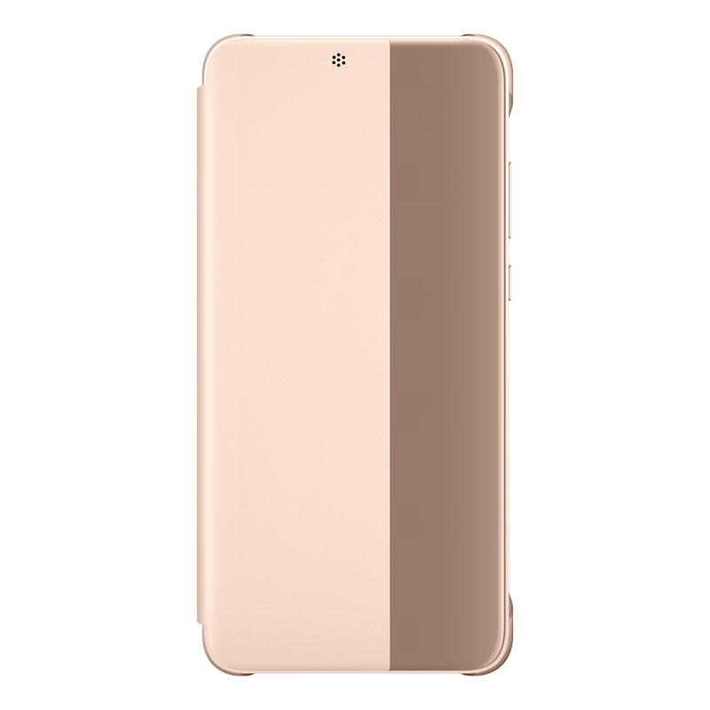 Huawei Smart View cover pro Huawei P20 růžový