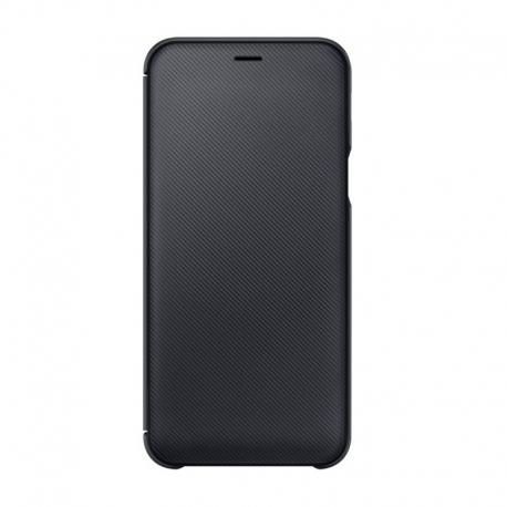 Samsung Flip Cover EF-WA600CB kryt na Galaxy A6 čierny