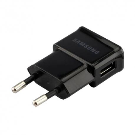 Samsung ETA0U81 cestovná nabíjačka 1A bez priloženého kábla (BULK)