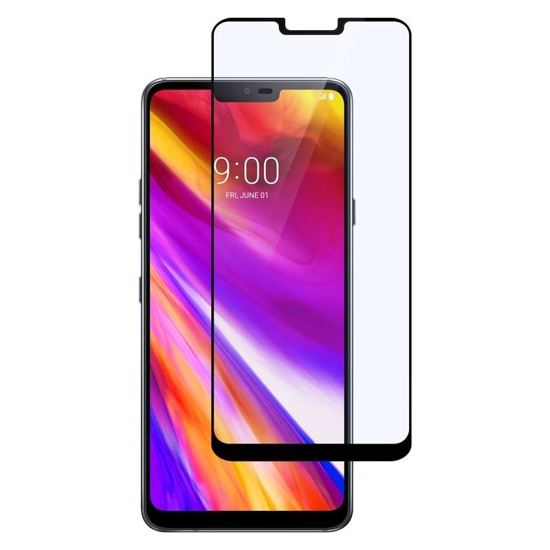 Ochranné sklo na LG G7 čierne