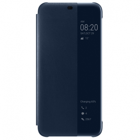 Huawei View cover pro Mate 20 Lite modrý