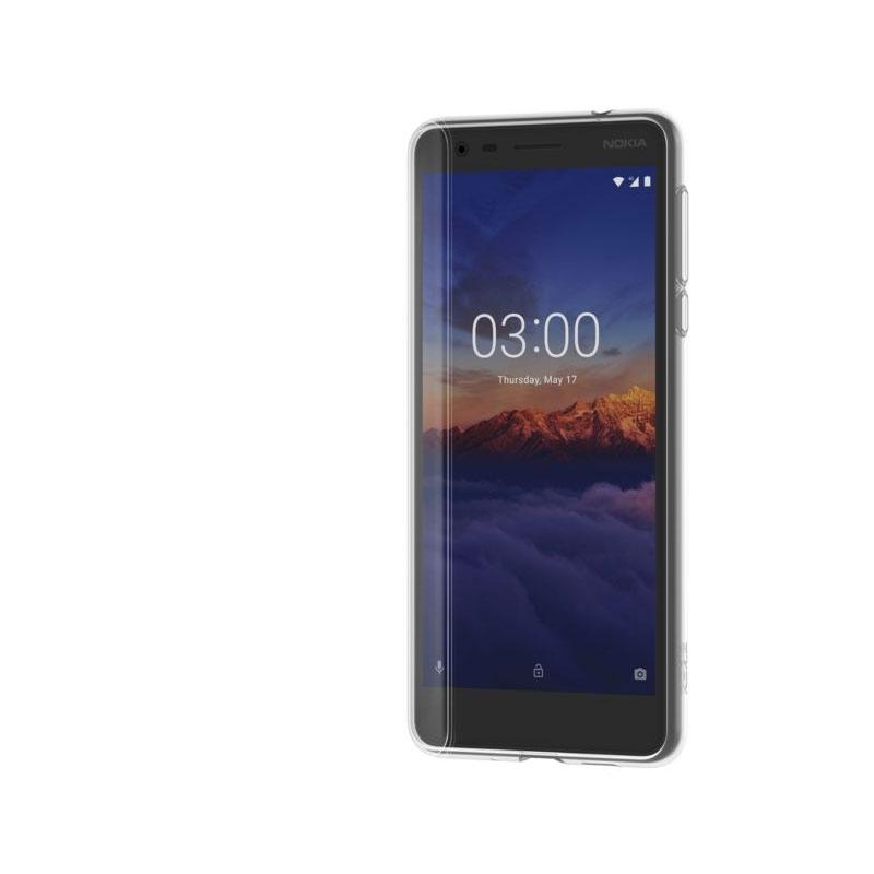 Priehľadný kryt na Nokia 3.1