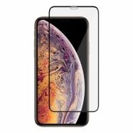 Ochranní sklo pro Apple iPhone XS Max černé