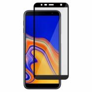 Ochranné sklo na Samsung Galaxy J4 Plus/J6 Plus čierne