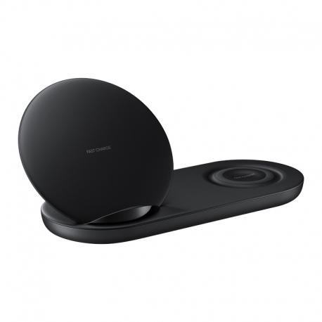 Samsung EP-N6100TBE duálna bezdrôtová nabíjačka čierna
