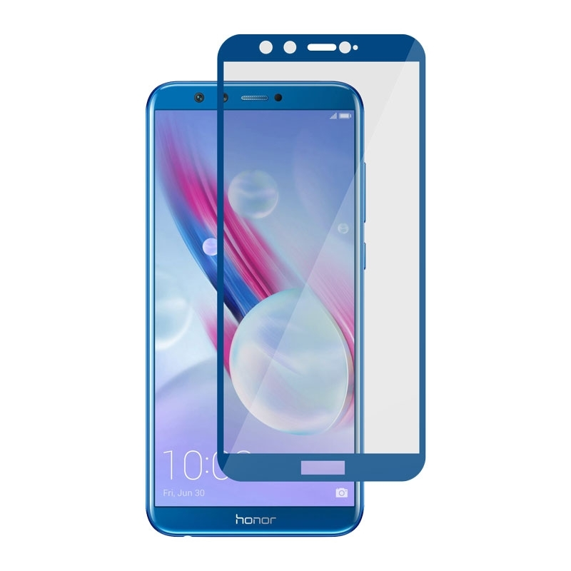 Ochranné sklo na Honor 9 Lite modré