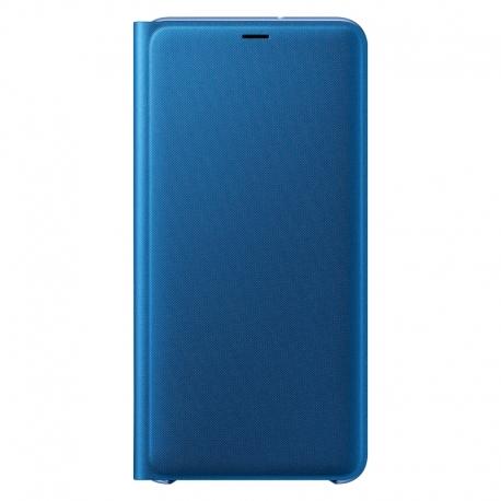 Samsung flipový kryt pro Galaxy A7 (2018) modrý