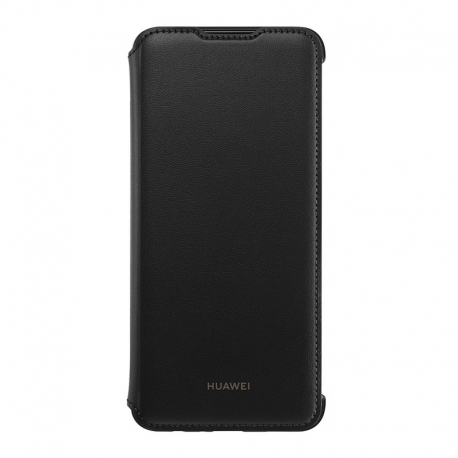Huawei Flip cover puzdro na P Smart 2019 čierne
