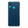 Huawei Flip cover pro P Smart (2019) modrý
