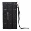 Karl Lagerfeld peňaženkové puzdro na Apple iPhone 6 čierne
