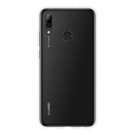 Gumové pouzdro pro Huawei P Smart (2019) a Honor 10 Lite transparentní
