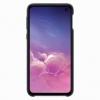 Samsung Silicone Cover EF-PG970TB kryt na Galaxy S10e čierny