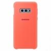 Samsung Silicone Cover EF-PG970TH kryt na Galaxy S10e ružový