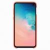 Samsung Silicone Cover pro Galaxy S10e růžový