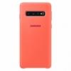 Samsung Silicone Cover EF-PG973TH kryt na Galaxy S10 ružový