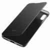 Huawei Flip cover puzdro na Y6 2019 čierne