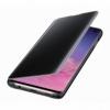 Samsung Clear View Cover EF-ZG973CB puzdro na Galaxy S10 čierne