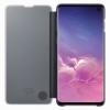 Samsung Clear View Cover pro Galaxy S10 černý