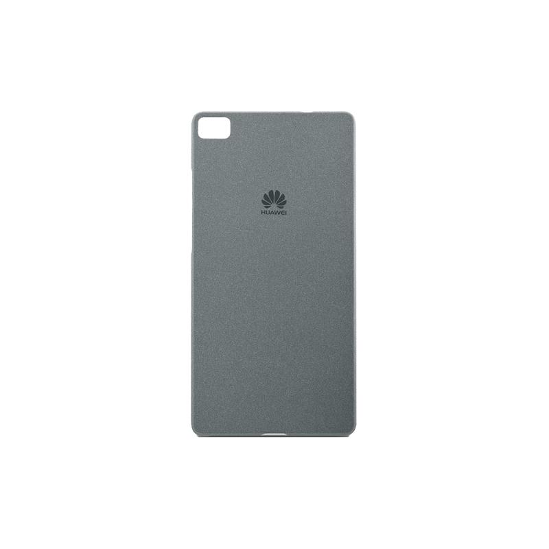 Huawei protective cover kryt na P8 tmavo šedý