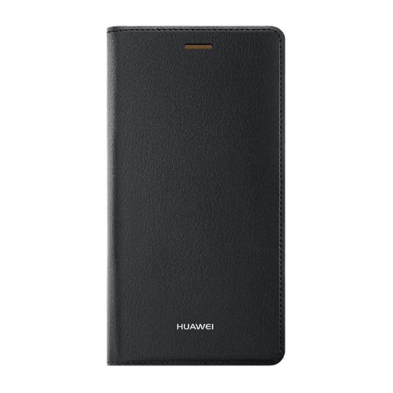 Huawei Flip cover pro Huawei P8 Lite černý