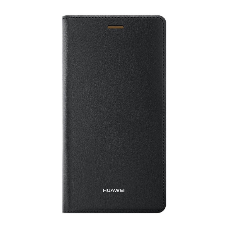 Huawei Flip cover puzdro na P8 Lite čierne
