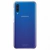 Samsung EF-AA505CV Gradation cover kryt na Galaxy A50 fialový
