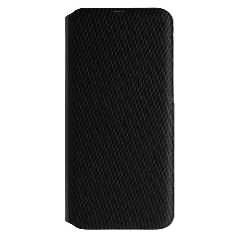 Samsung Flip Cover EF-WA405PB kryt na Galaxy A40 čierny